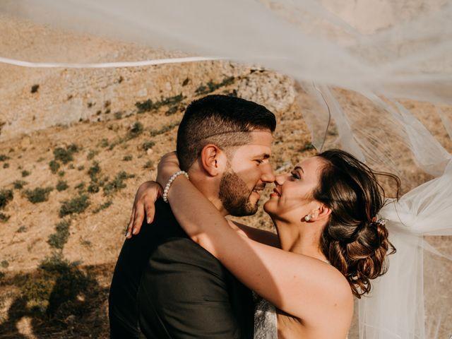 Il matrimonio di Marco e Theresa a Barrafranca, Enna 3