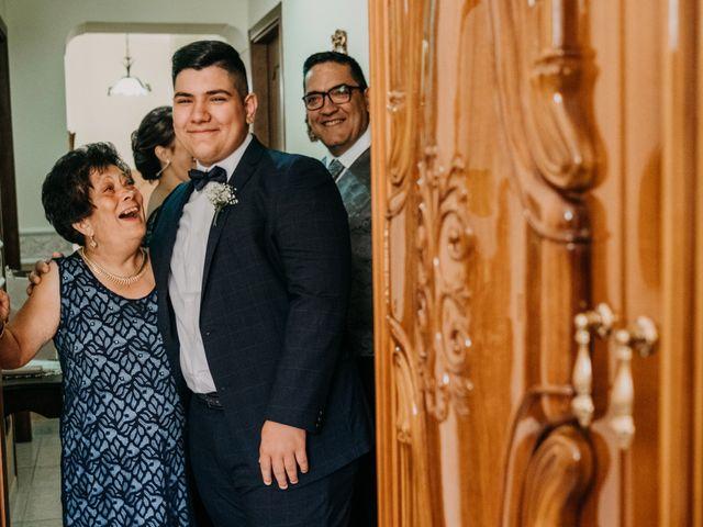 Il matrimonio di Marco e Theresa a Barrafranca, Enna 6
