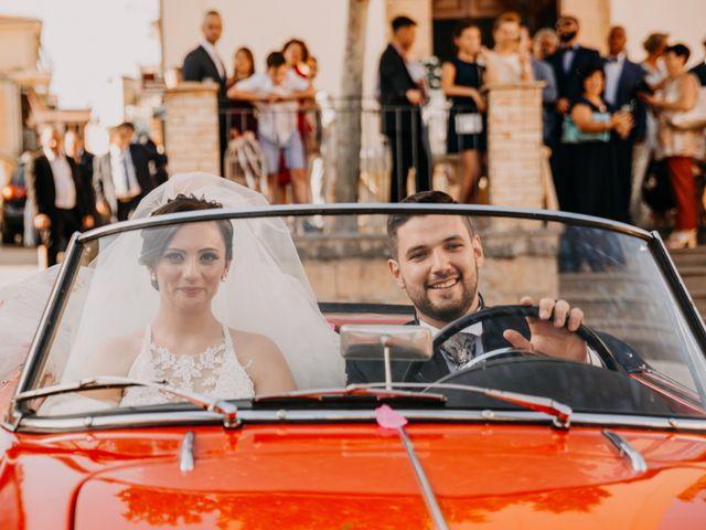 Il matrimonio di Marco e Theresa a Barrafranca, Enna 12