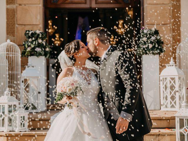 Il matrimonio di Marco e Theresa a Barrafranca, Enna 13