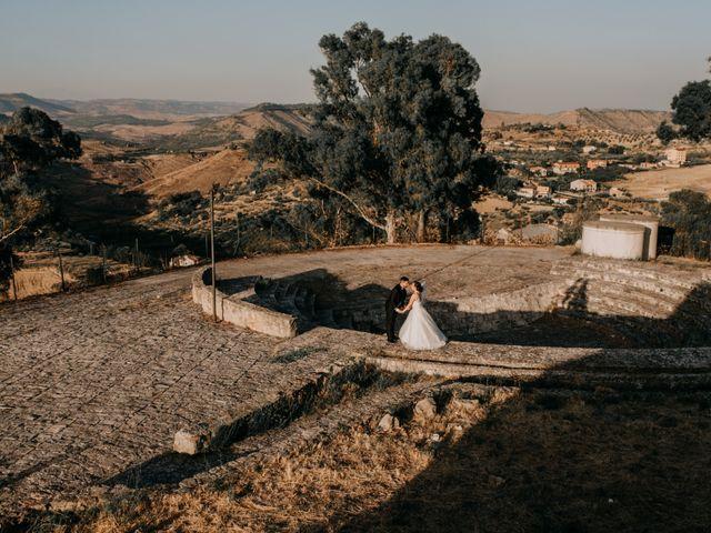 Il matrimonio di Marco e Theresa a Barrafranca, Enna 19