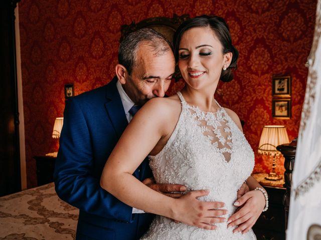 Il matrimonio di Marco e Theresa a Barrafranca, Enna 24