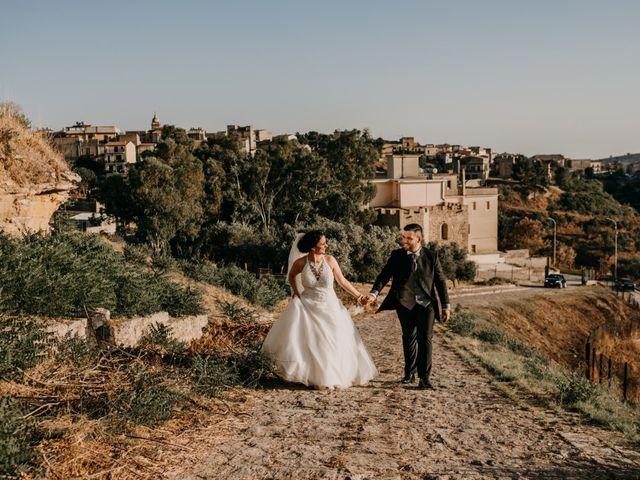 Il matrimonio di Marco e Theresa a Barrafranca, Enna 30