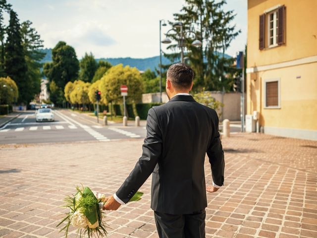 Il matrimonio di Cristian e Nadia a Torre Boldone, Bergamo 10