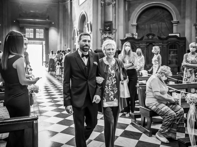 Il matrimonio di Cristian e Nadia a Torre Boldone, Bergamo 11