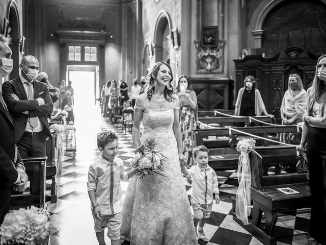 Il matrimonio di Cristian e Nadia a Torre Boldone, Bergamo 12