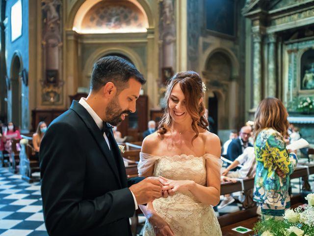 Il matrimonio di Cristian e Nadia a Torre Boldone, Bergamo 13