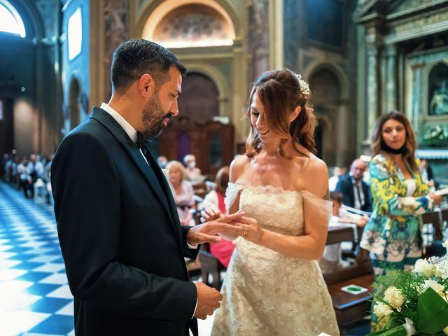 Il matrimonio di Cristian e Nadia a Torre Boldone, Bergamo 14
