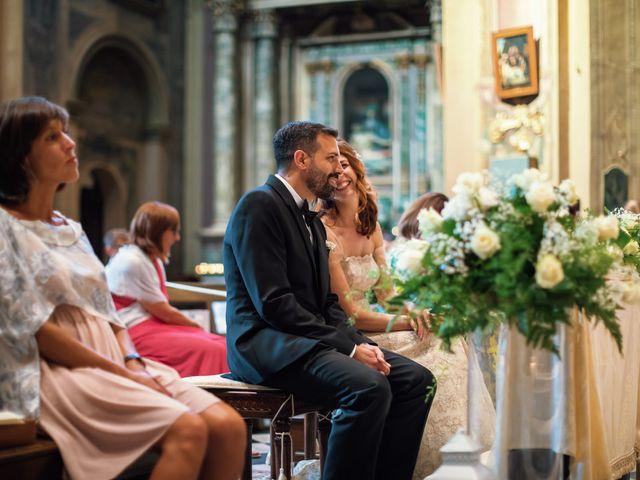 Il matrimonio di Cristian e Nadia a Torre Boldone, Bergamo 16