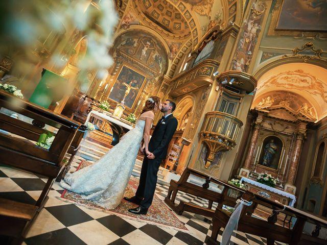 Il matrimonio di Cristian e Nadia a Torre Boldone, Bergamo 17