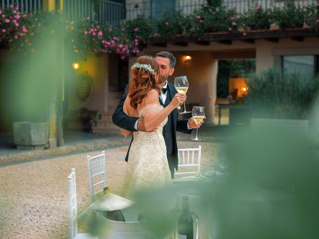 Il matrimonio di Cristian e Nadia a Torre Boldone, Bergamo 24