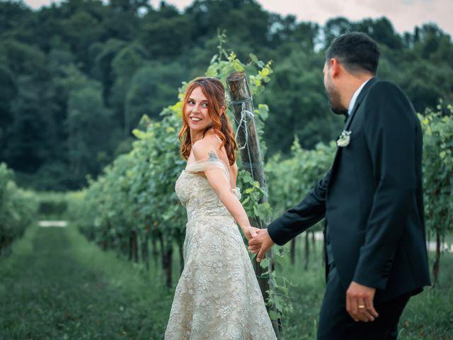 Il matrimonio di Cristian e Nadia a Torre Boldone, Bergamo 28