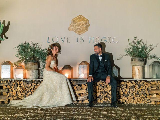 Il matrimonio di Cristian e Nadia a Torre Boldone, Bergamo 41