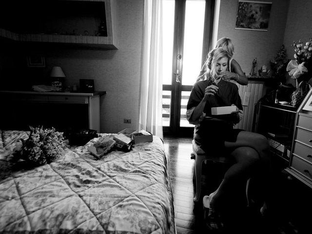 Il matrimonio di Laura e Paolo a Suno, Novara 2