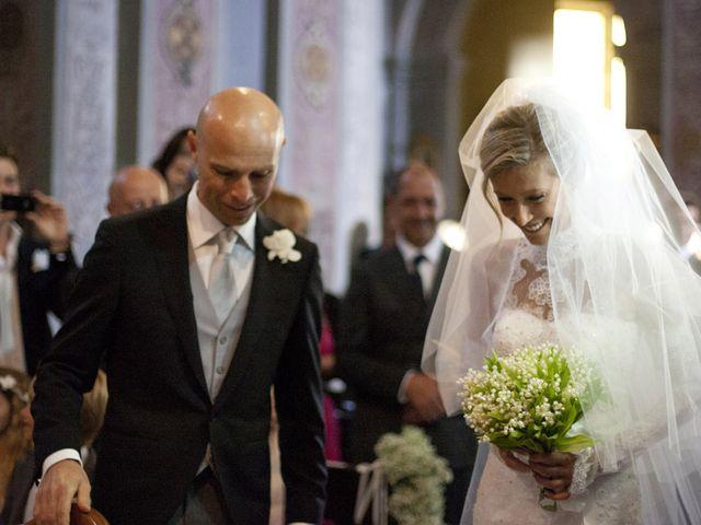 Il matrimonio di Laura e Paolo a Suno, Novara 7