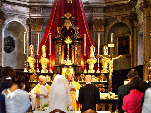 Il matrimonio di Laura e Paolo a Suno, Novara 9