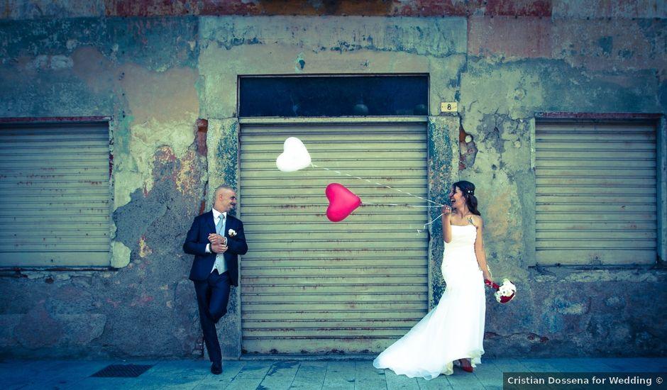 Il matrimonio di Davide e Cristina a Albairate, Milano