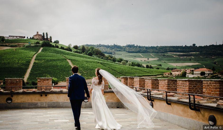 Il matrimonio di Corrado e Didi a Cherasco, Cuneo