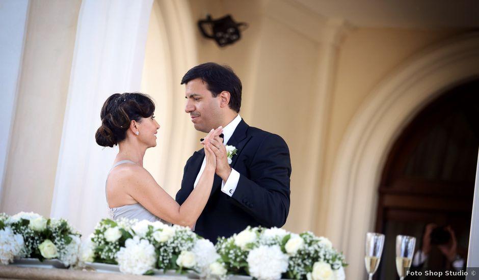 Il matrimonio di Andrea e Ivana a Grottaferrata, Roma