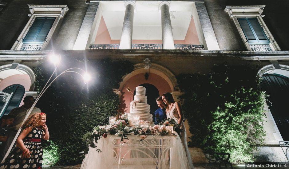 Il matrimonio di Salvatore e Verdiana a Carpignano Salentino, Lecce