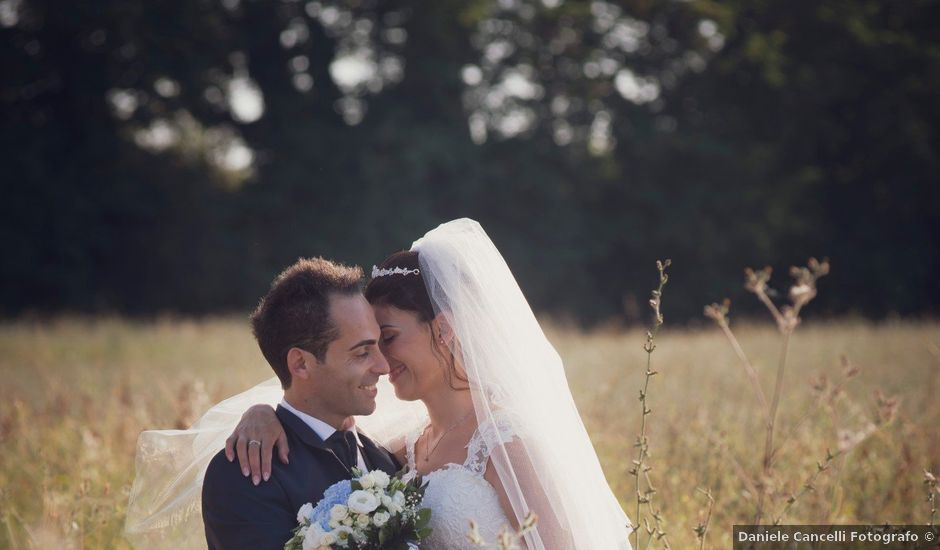 Il matrimonio di Andrea e Martina a Aprilia, Latina