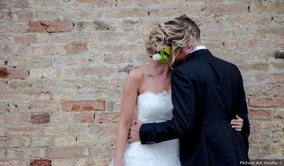 Il matrimonio di Alberto e Elena a Marcon, Venezia