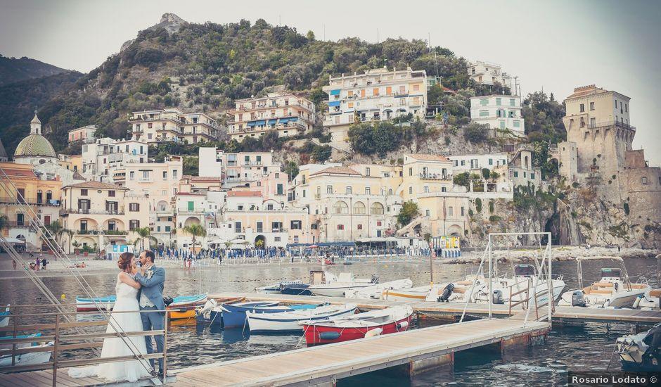 Il matrimonio di Olga e Giovanni a Vietri sul Mare, Salerno