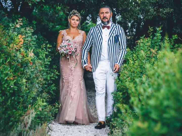 Le nozze di Valentina e Duccio