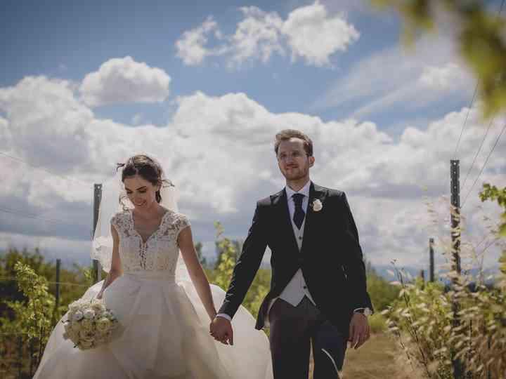 le nozze di Lucrezia e Emanuele