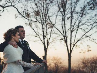 Le nozze di Irene e Antonio