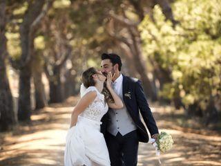 Le nozze di Nico e Luciana