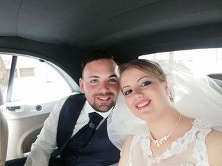 Le nozze di Ines e Emilio