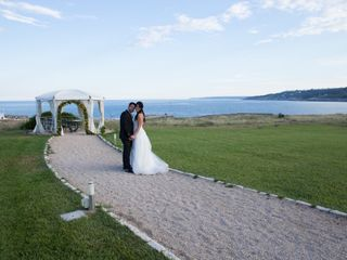 Le nozze di Alessandra e Damiano