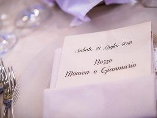 Le nozze di Monica e Gianmario 1