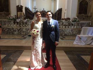 Le nozze di Ester e Graziano