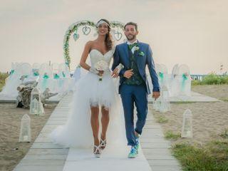 Le nozze di Rebecca e Pino