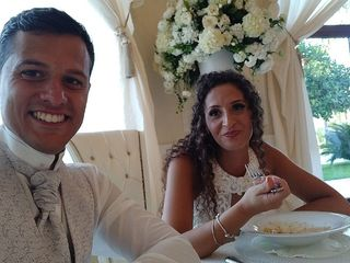 Le nozze di Gianni e Alessia