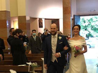 Le nozze di Annalisa e Piergiorgio 1