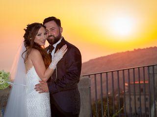 Le nozze di Maurizio e Tina