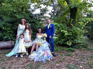 Le nozze di Erik e Valeria