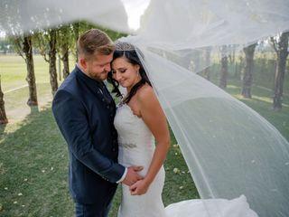 Le nozze di Arnes e Giancarla