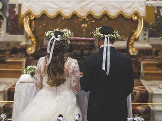Le nozze di Gianluca e Antonella