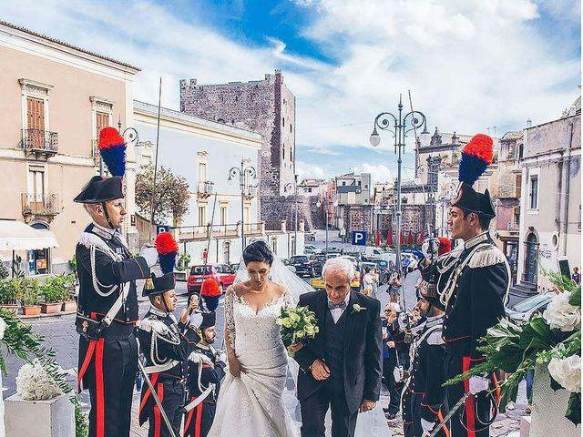 Il matrimonio di Giacomo  e Adriana  a Adrano, Catania 6