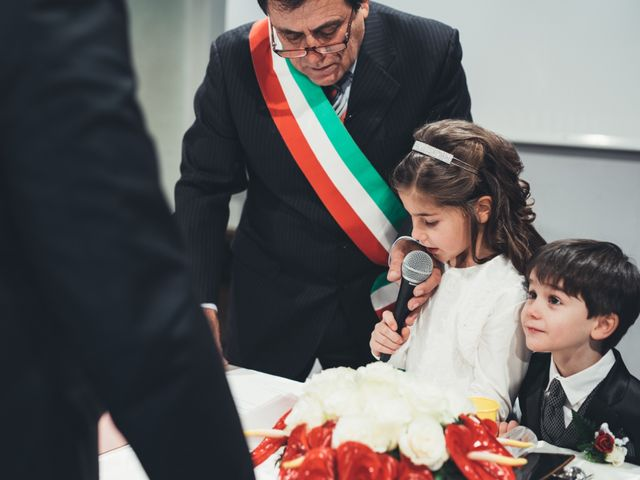 Il matrimonio di Antonio e Irene a Spoltore, Pescara 32