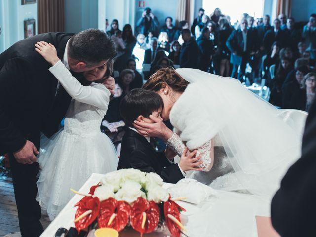 Il matrimonio di Antonio e Irene a Spoltore, Pescara 34