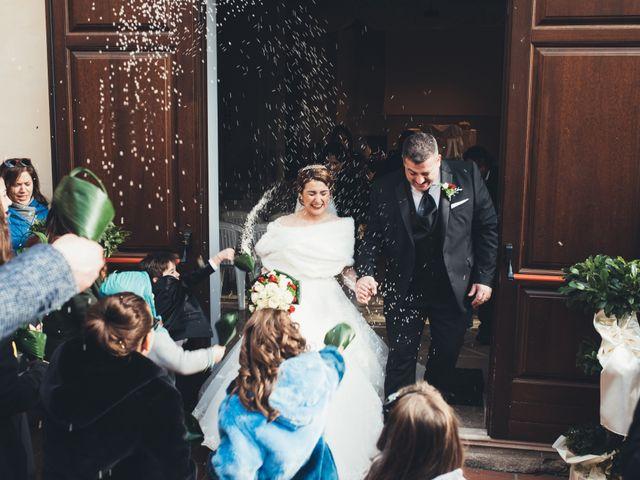 Il matrimonio di Antonio e Irene a Spoltore, Pescara 37