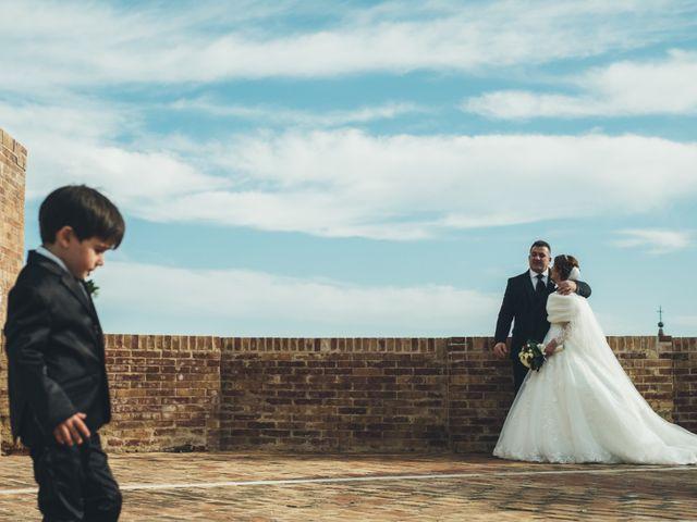 Il matrimonio di Antonio e Irene a Spoltore, Pescara 41