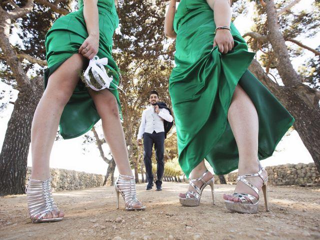 Il matrimonio di Luciana e Nico a Bitritto, Bari 1