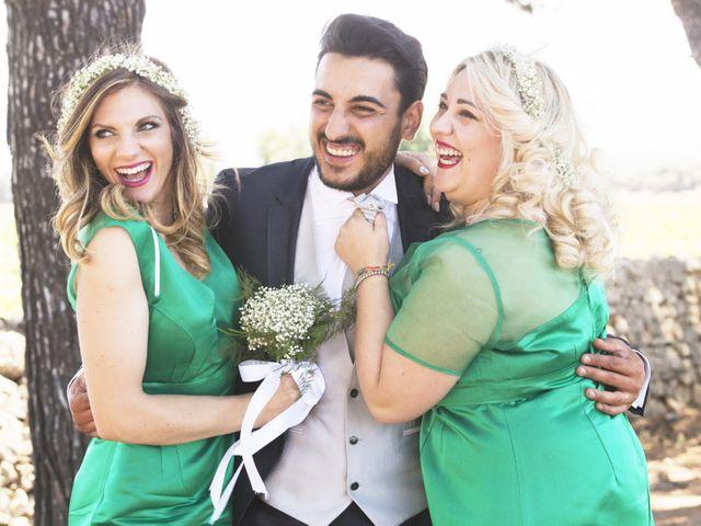 Il matrimonio di Luciana e Nico a Bitritto, Bari 10
