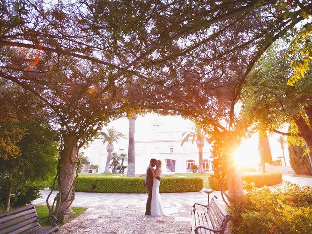 Il matrimonio di Luciana e Nico a Bitritto, Bari 17